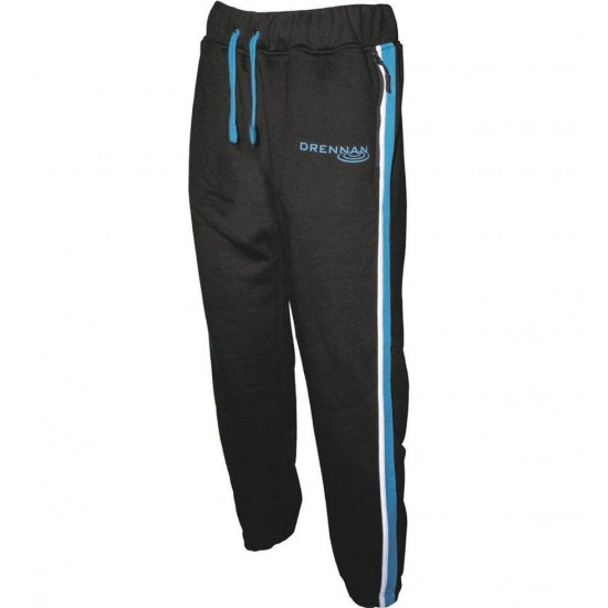 Drennan - Pantaloni Lungi Joggers Negru L