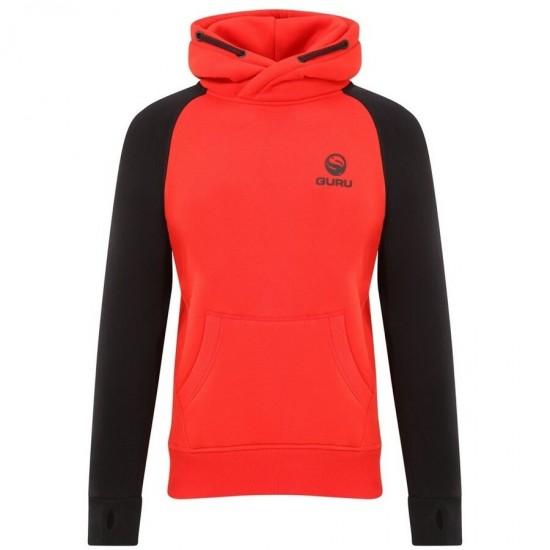 Guru - Hanorac Red/Black XL