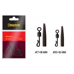 Delphin - Agrafe Rapide FDR Quick L