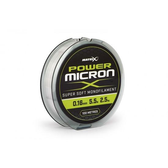 Matrix - Power Micron X 0.16mm 100m
