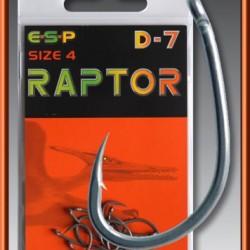 Carlig ESP Raptor D7 Nr.9