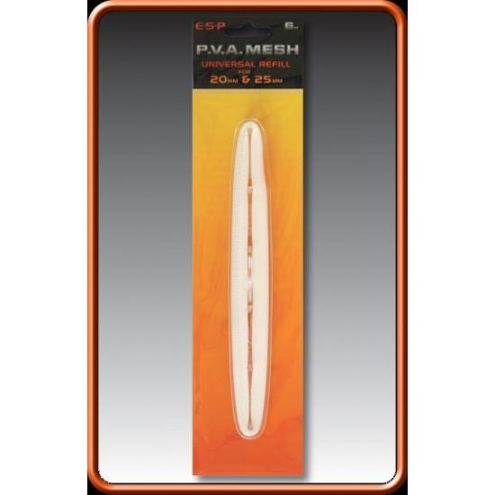 ESP PVA Mesh Uni-Refill 20/25mm - Rezerva plasa PVA 6m