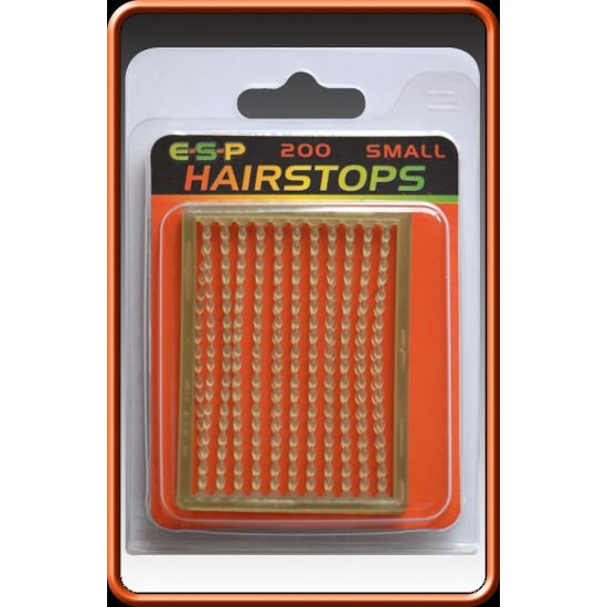Stopper ESP Hair Stops Clear - Small