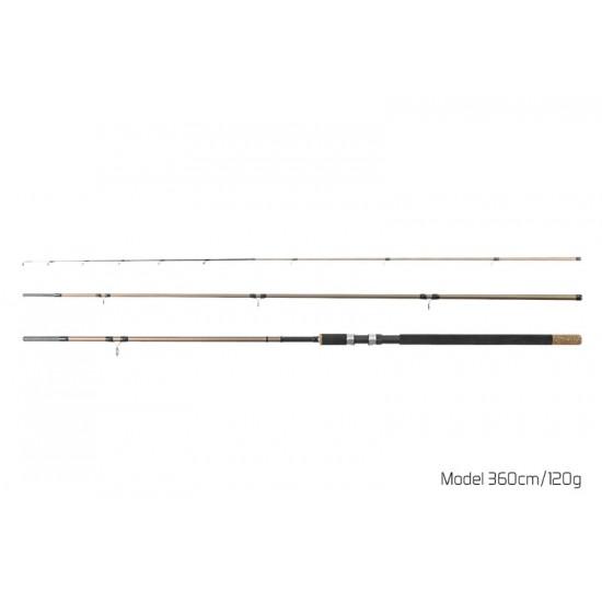 Delphin - Long Shot feeder 390cm 3,5lbs