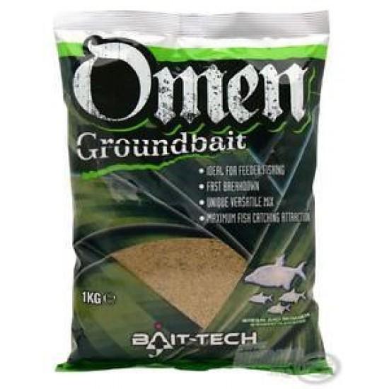 Bait-Tech Omen Groundbait  1kg