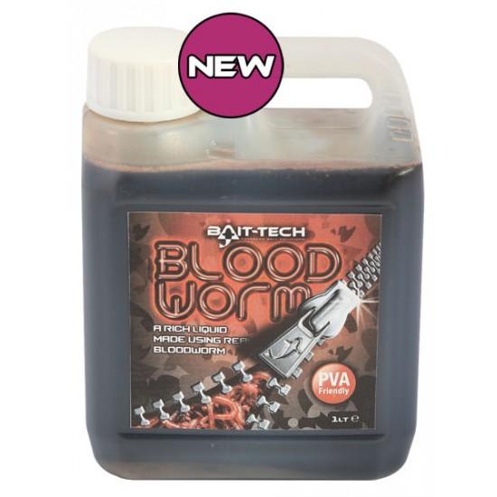 Bait-Tech Liquid Bloodworm 1 litru
