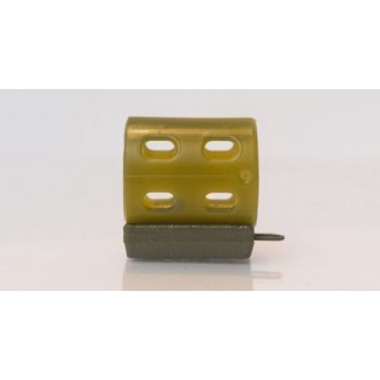 AS Feeder - Cosulet Plastic Open End M 50g