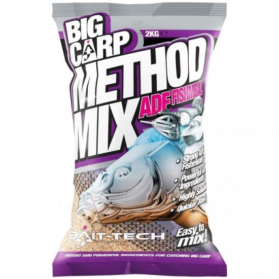 Bait-Tech BCMM ADF Fishmeal 2kg