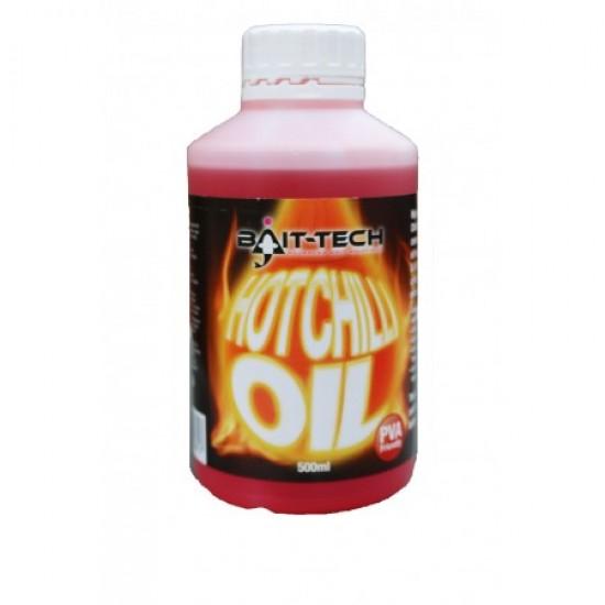 Bait-Tech Hot Chilli Oil  500ml
