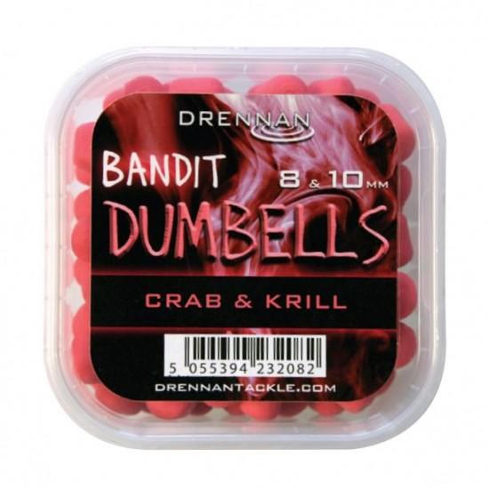 Drennan Bandit Dumbell 8 si 10mm Crab si Krill