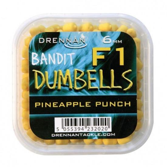 Drennan F1 Dumbell 6mm Ananas
