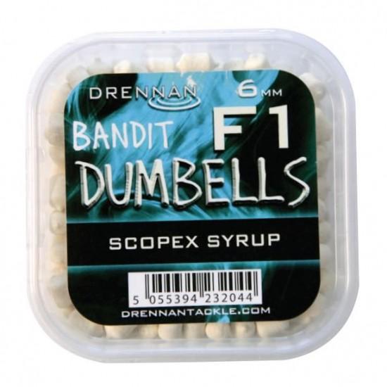 Drennan F1 Dumbell 6mm Scopex