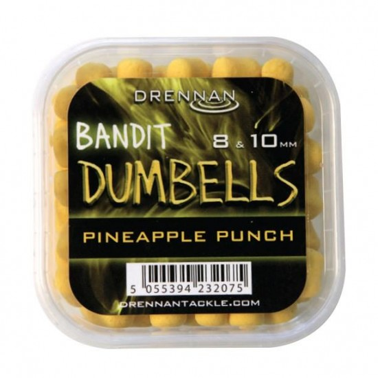 Drennan Bandit Dumbell 8 si 10mm Ananas
