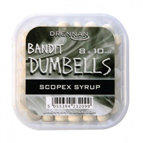 Drennan Bandit Dumbell 8 si 10mm Scopex