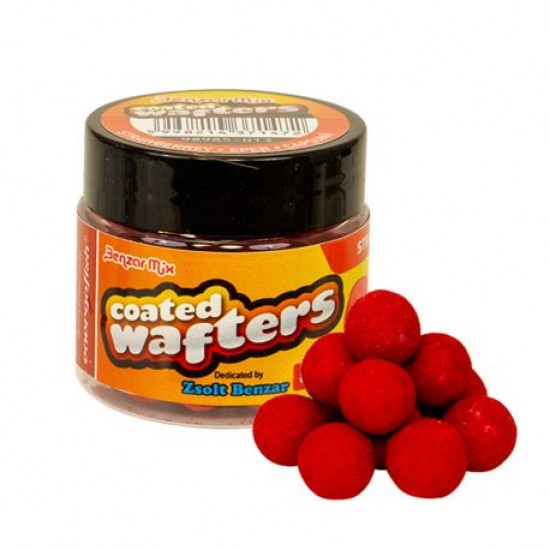 Benzar Mix - Coated Wafters Capsuni