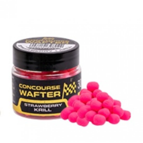 Benzar Mix - Concourse Wafter 6mm Strawberry & Krill