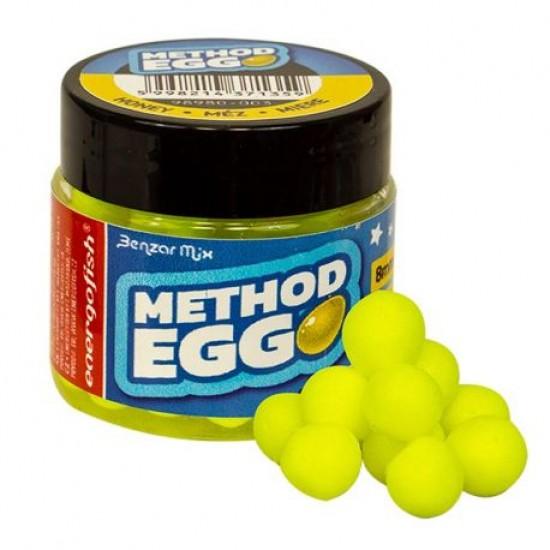 Benzar Mix - Method Egg Ananas