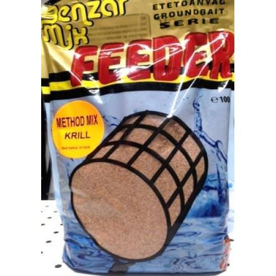 Benzar Mix - Method Feeder Krill 1kg