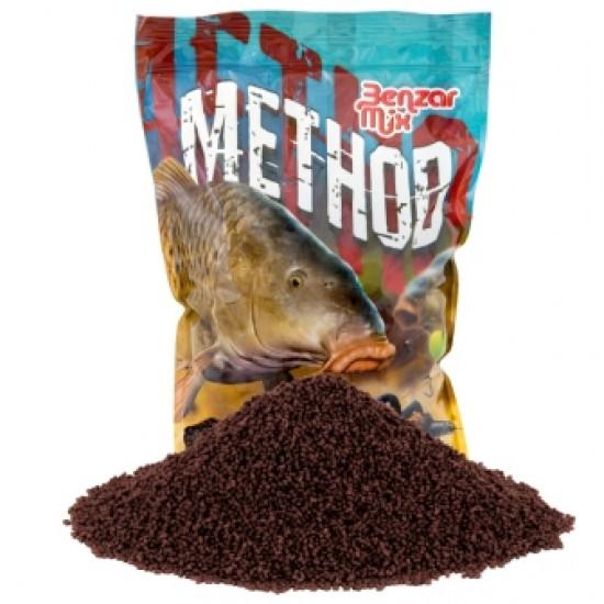 Benzar Mix Method Pellet Krill 800g