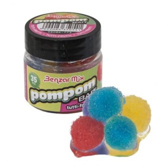 Benzar Mix PomPom Squid Octopus