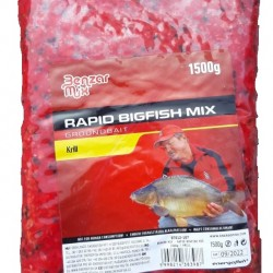 Benzar Mix - Rapid Big Fish Mix Krill 1.5kg