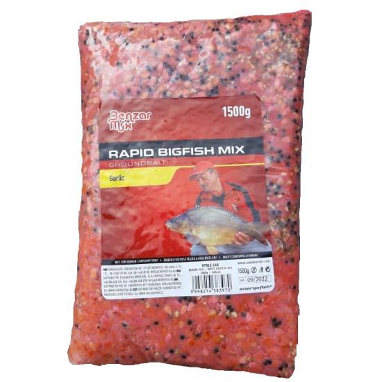 Benzar Mix - Rapid Big Fish Mix Usturoi 1.5kg