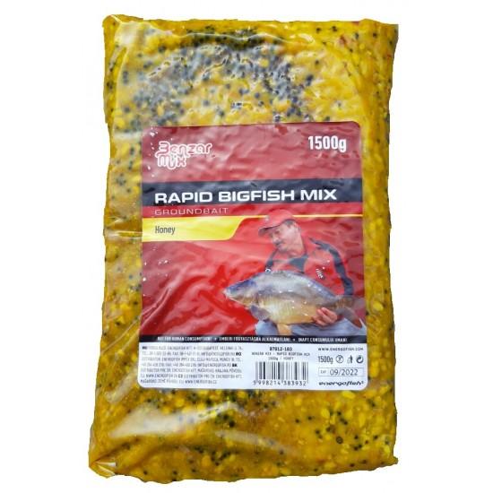 Benzar Mix - Rapid Big Fish Mix Miere 1.5kg