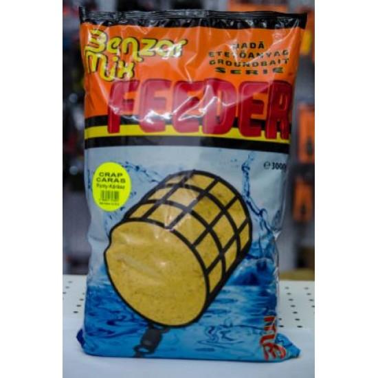 Benzar Mix - Special Feeder Crap Caras 3kg