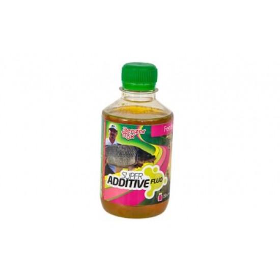 Benzar Mix - Super Aditiv Fluo Capsuni 250ml