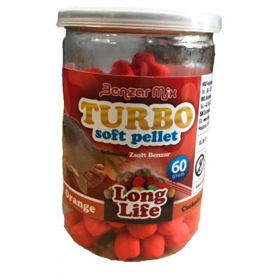 Benzar Mix - Turbo Soft Long Life Ciocolata Portocala