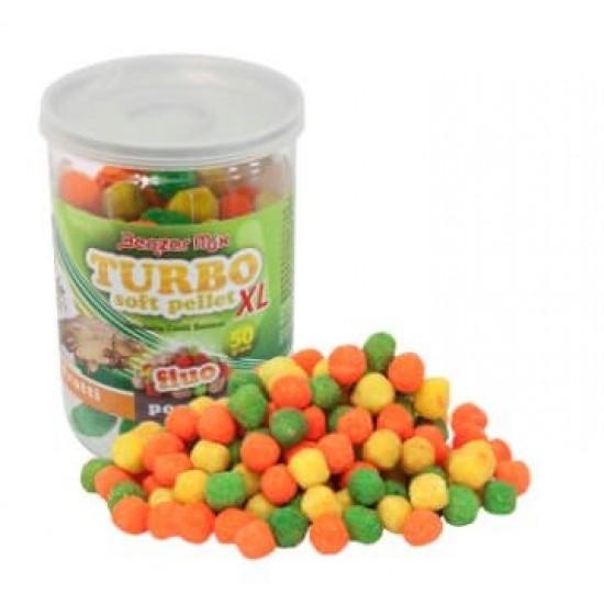 Benzar Mix - Turbo Soft Long Life Pellet Tutti Frutti