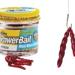 Berkley PowerBait Larve Artificiale - Mini