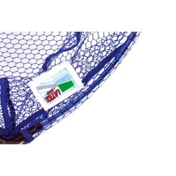 Cap Minciog Cauciucat Preston Shallow Latex Landing Net 18''