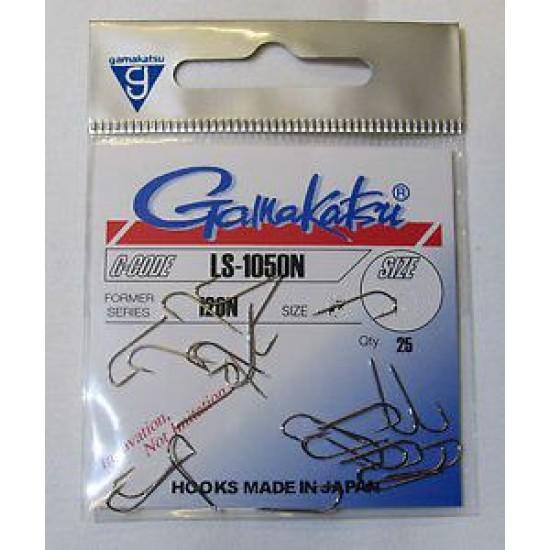Carlige Gamakatsu LS-1050N Nr.10