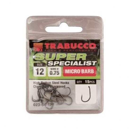 Trabucco - Carlige Super Specialist Nr.12