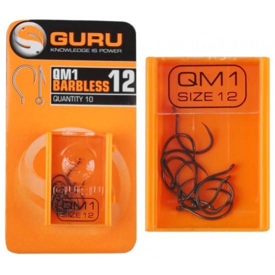 Guru QM1 Hooks Nr.12