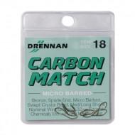 Carlig Drennan Carbon Match Nr.18