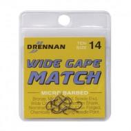 Carlig Drennan Wide Gape Match Nr.14