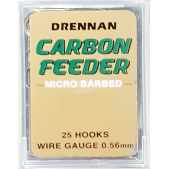 Carlig Drennan Carbon Feeder Nr.12 25buc