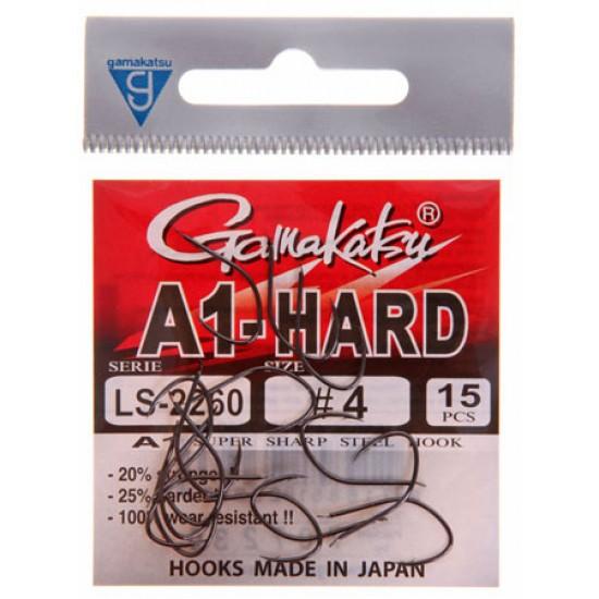 Carlige Gamakatsu A1 Hard LS-2260 BL Nr.12