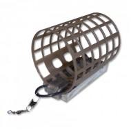 Nisa Plastic Cage Feeder - Mini 20gr