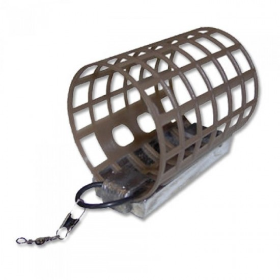 Nisa Plastic Cage Feeder - Small 20gr