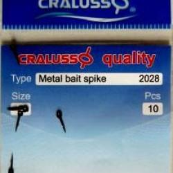 Cralusso Metal Bait Spike S 5mm