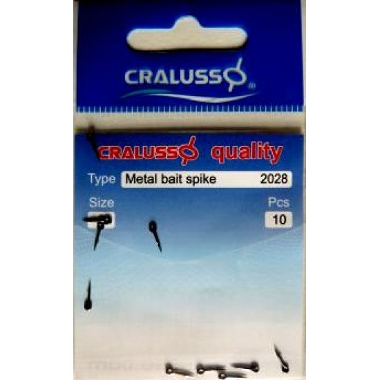 Cralusso Metal Bait Spike M 10mm