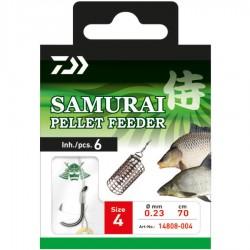 Daiwa - Samurai Pellet Feeder Rig Nr.4