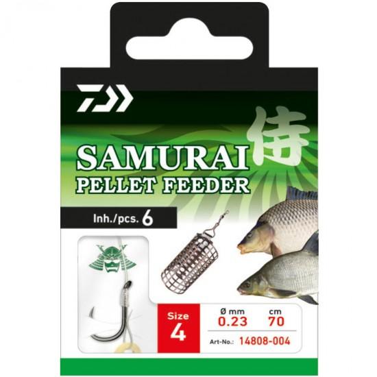 Daiwa - Samurai Pellet Feeder Rig Nr.6