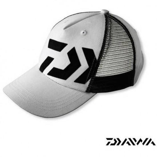 Daiwa - Sapca logo alb negru