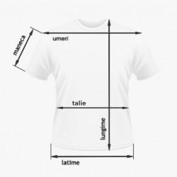 Utopia Gear - Tricou Protectie UV XL