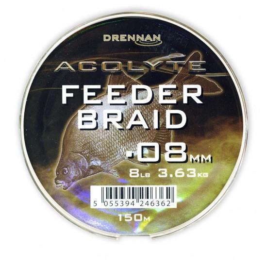 Drennan - Acolyte Feeder Braid 8x 0.08mm