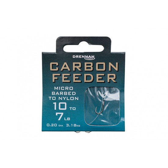 Drennan - Carlige Legate Carbon Feeder Nr.12